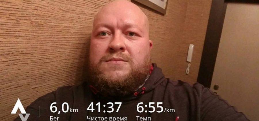 Октябрь 2017, принимаю решение поднять планку до 6 километров