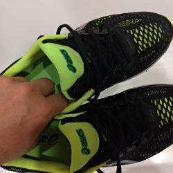 Тест беговых кроссовок Asics Gel-Kayano 23 с АлиЭкспресс